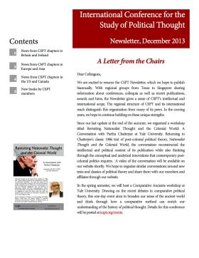 CSPT.newsletter