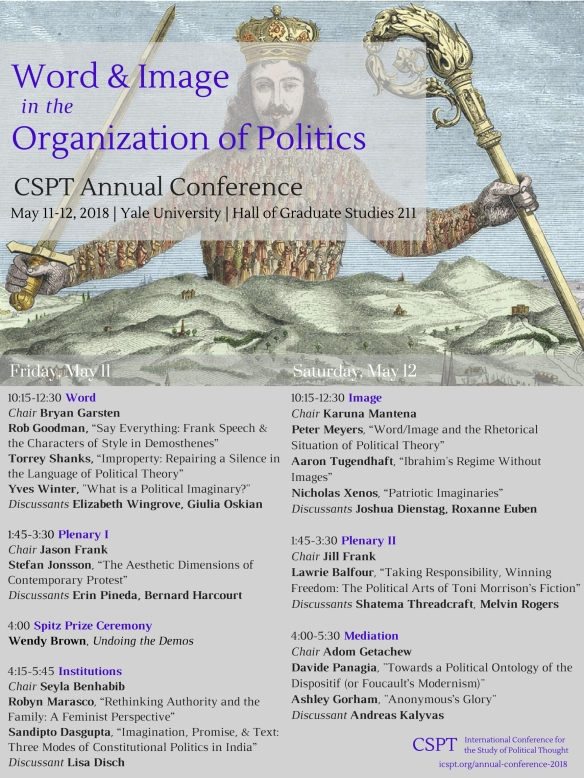 Conference for the Study of Political Thought (3)